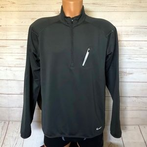 Nike Fit Dry half-zip workout shirt